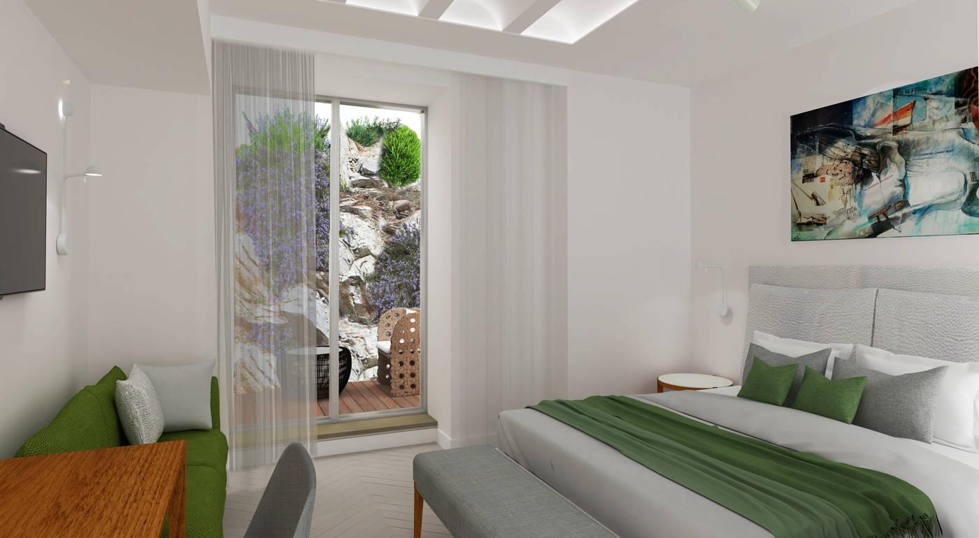 Hotel Melià Villa Capri