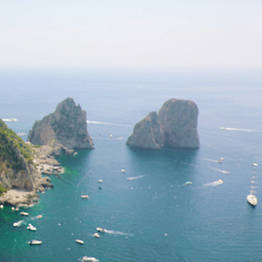 A Day Trip to Capri from Rome: Tips and Suggestions