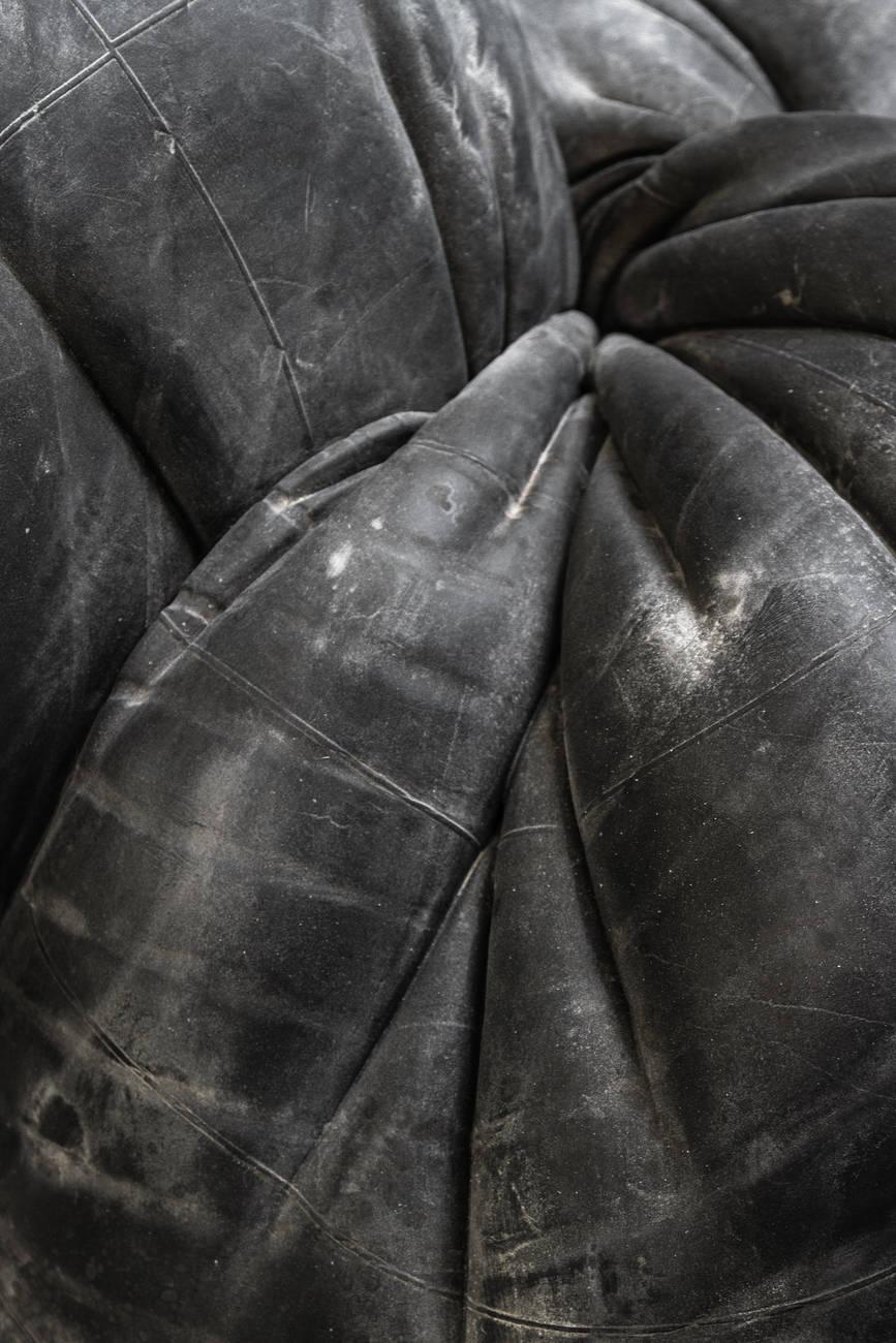 Nero D Africa Marmo senesi contemporanea - fabio viale