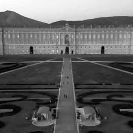Umberto Ciceri porta arte e diritti umani alla Reggia di Caserta
