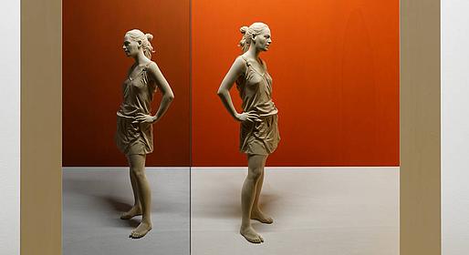 Presences, mostra di Peter Demetz