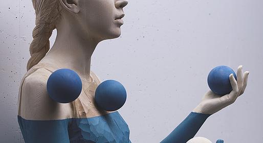 """""""Il gioco del mare"""", la nuova mostra di Willy Verginer dal 26 giugno negli spazi espositivi della Liquid art system di Capri"""