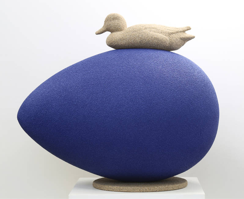 Uovo con anatra