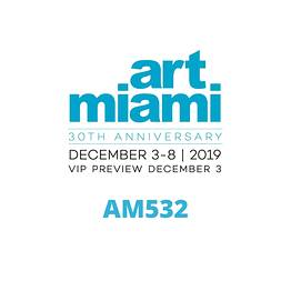 Liquid art system at Art Miami and Context Art Miami 2019