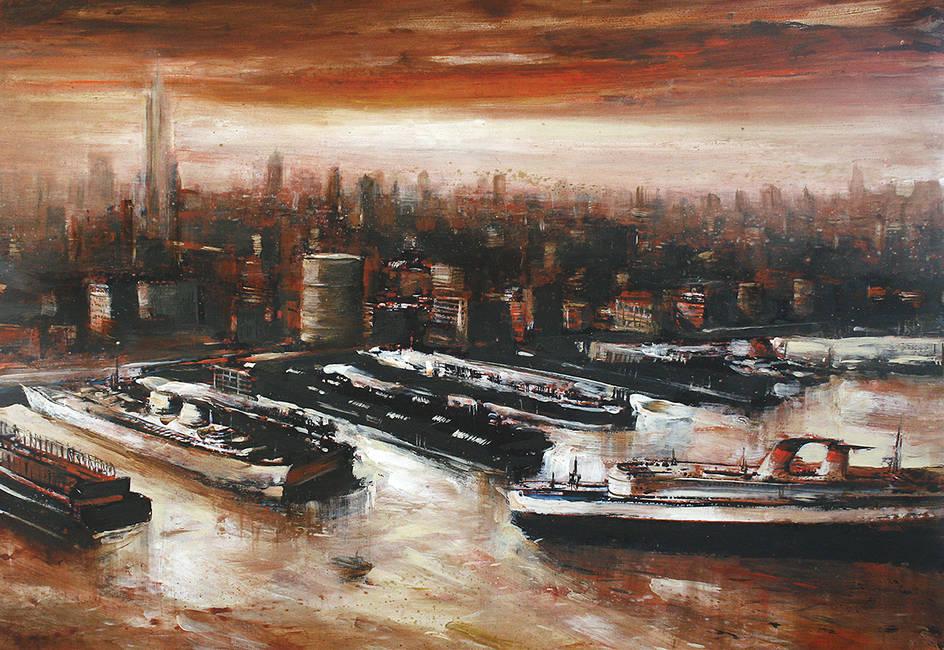 Docks Ruggine