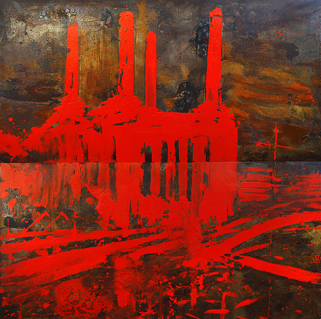 Power Station Rosso