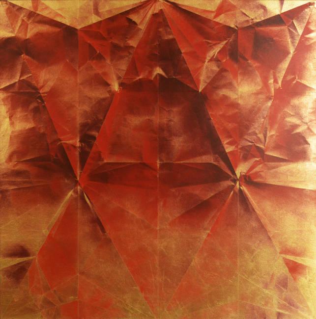 Bull - Designed origami by Stephan Weber