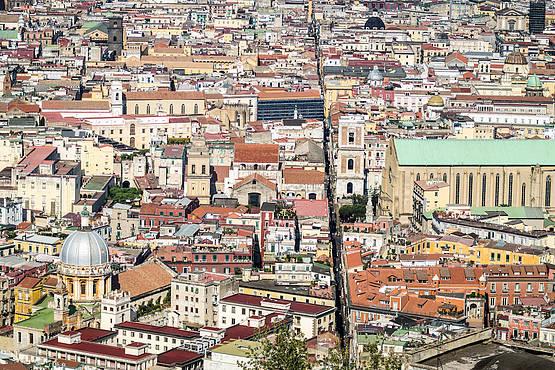 In quale zona di Napoli scegliere l'hotel