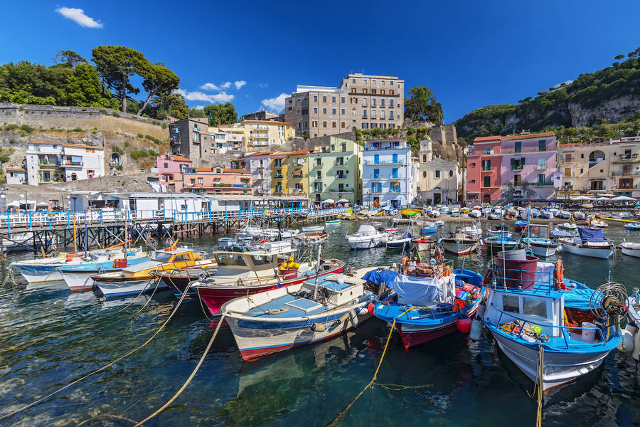 How to Reach Sorrento from Naples