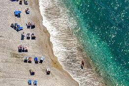 Prezzi spiagge Sorrento e Penisola Sorrentina 2021