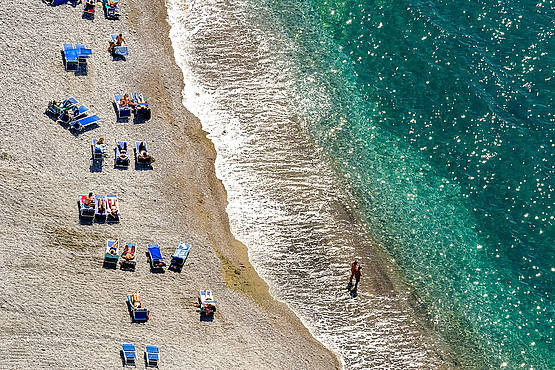 Prices for Beaches in Sorrento and on the Sorrentine Peninsula