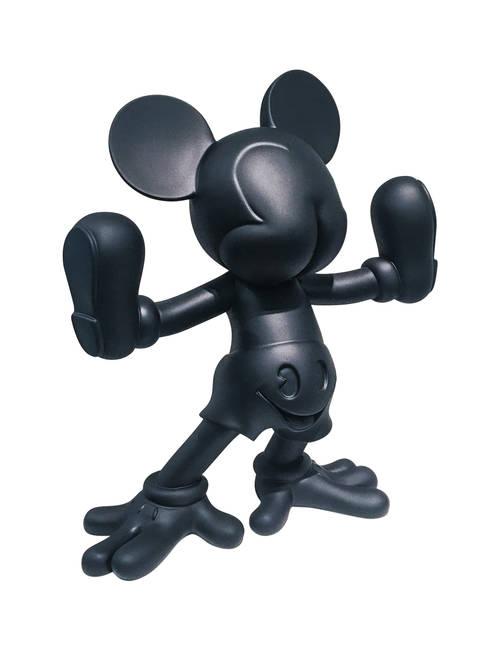 Freaky Mouse (Black matte)
