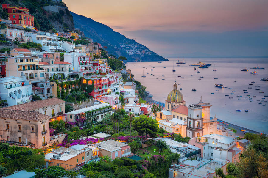 Visiting Positano and Amalfi in One Day