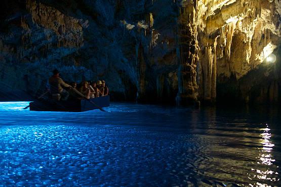 La Grotta dello Smeraldo ad Amalfi