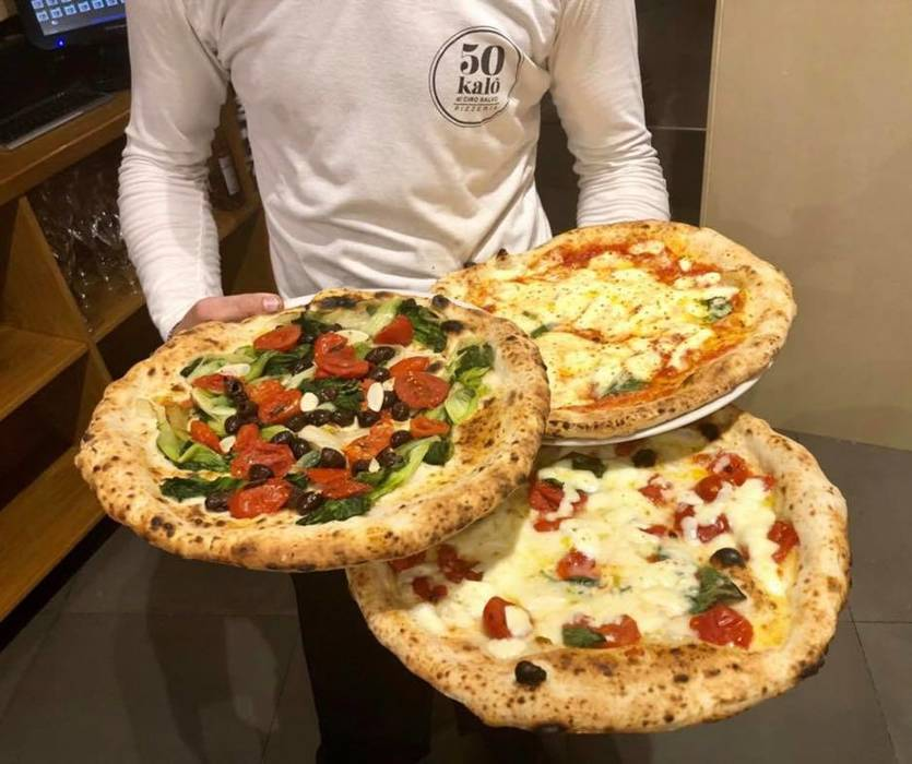 The Best Pizza in Naples