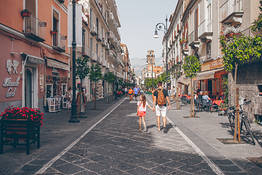 How Much Does a Vacation in Sorrento Cost?