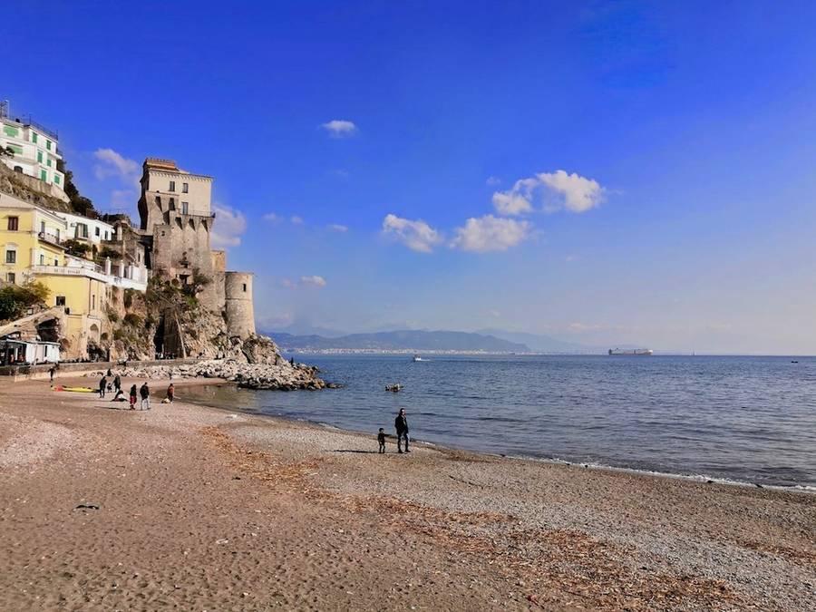 Le spiagge libere della Costiera Amalfitana