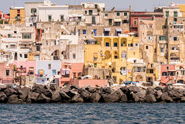 Where to Choose a Hotel on Procida