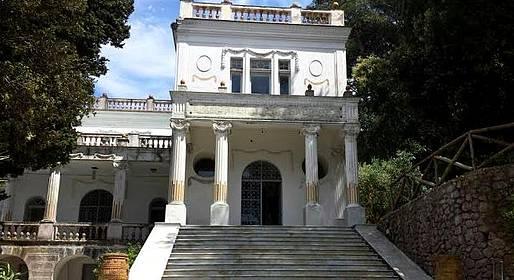 Villa Lysis riapre al pubblico sabato 26 giugno 2021
