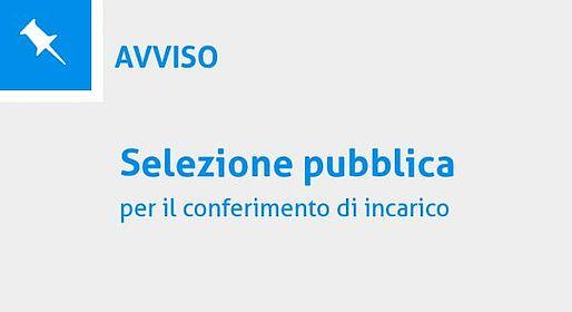 AVVISO PUBBLICO SELEZIONE PER CONFERIMENTO DI UN INCARICO RESPONSABILE SETTORE FINANZIARIO CON RAPPORTO DI LAVORO A TEMPO DETERMINATO EX ART. 110