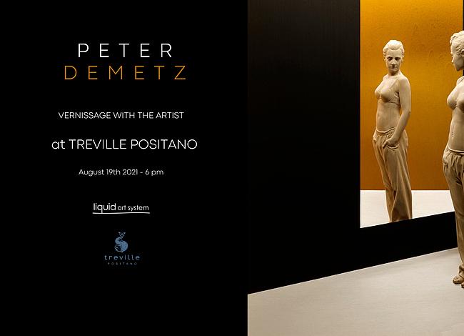 Sunset with the artist - Peter Demetz