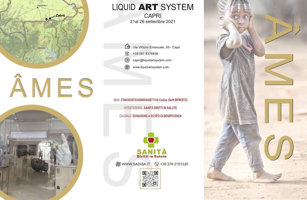 Âmes di Agostino Ionà - Burkina Faso