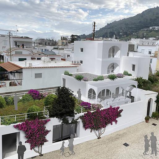 Comunità alloggio e centro sociale polifunzionale per anziani Piazza San Nicola