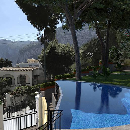 Hotel Excelsior Parco Capri