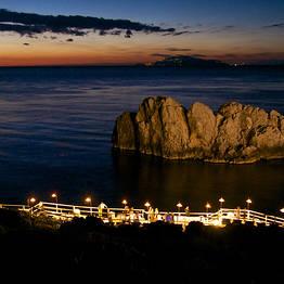 Punta Carena e Faro