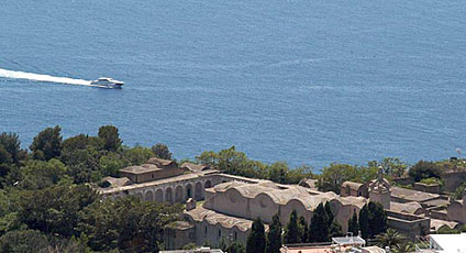 Certosa di San Giacomo Hotel