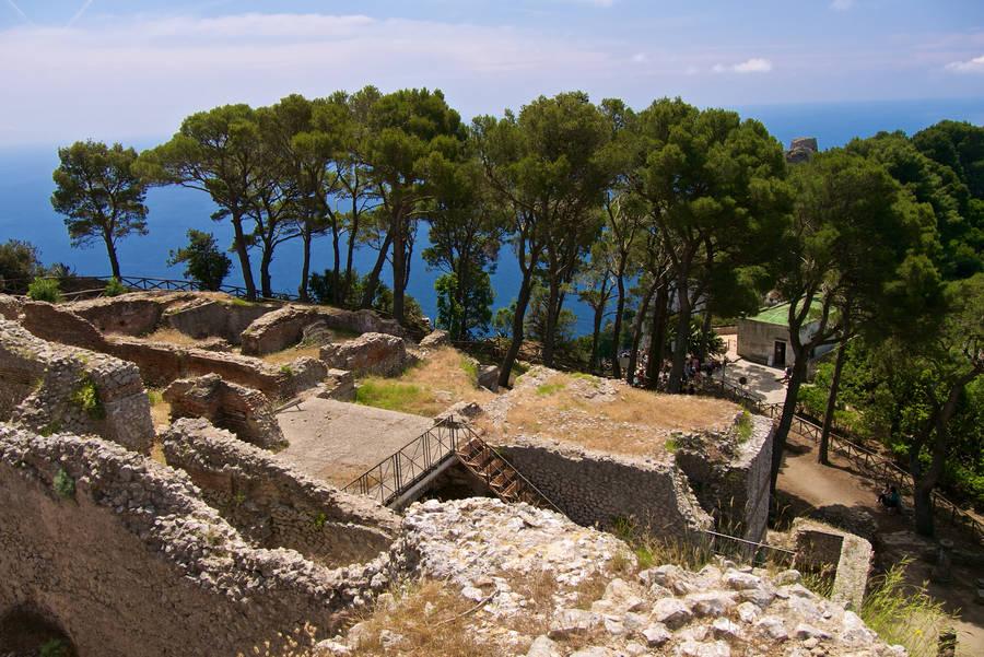 The Villas of Tiberius