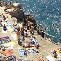 Una giornata di mare ad Anacapri
