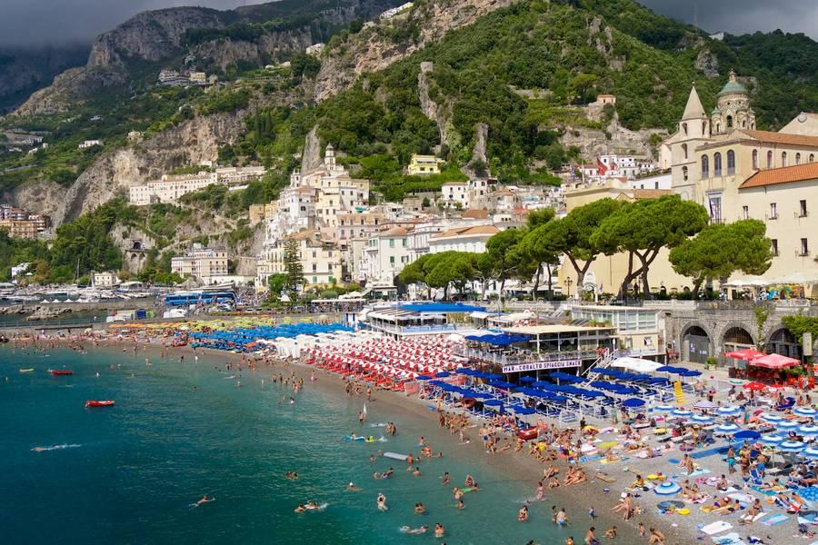 Beaches of Amalfi