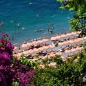 Le spiagge di Positano