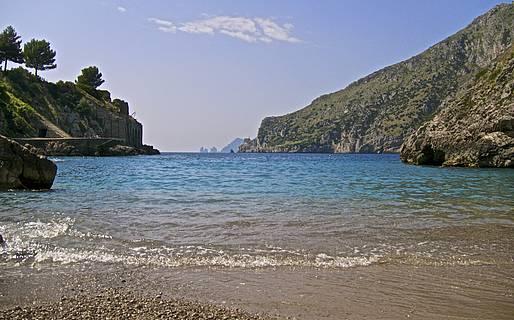 Le spiagge di Nerano