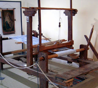 "Hemp, looms and ""Cappelletti"" in the Museum Hotel"