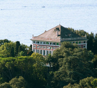 Villa Durazzo, un tuffo nel 1600 Hotel