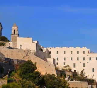 The santa Rosa's Monastery Hotel