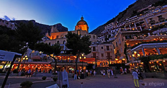 Eat your way from Vietri to Positano!