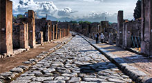 Excursions Pompei - Amalfi Vacation