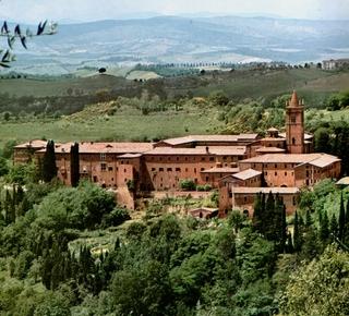 Monte Oliveto Maggiore Abbey Hotel