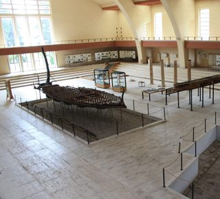 Nemi - Roman Ship Museum - The Via Appia Hotel