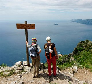 Sentiero degli Dei - Trekking on the Amalfi Coast  Hotel