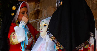 Sardinia: Eyes (and Ears)