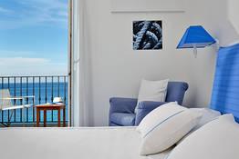 Superior Vista Mare con balcone