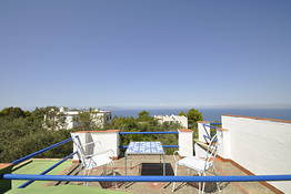 Double Room Sea View Terrace