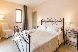 Double room with garden view (Vervece)