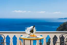 Suite eegance sea view