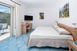 Junior Suite with private terrace