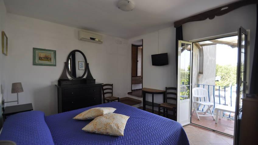 Double Room (French Balcony)